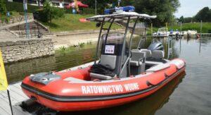 Już są! Nowe łodzie i samochód operacyjny.